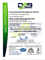 New India Detergents Limited